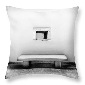 What Confines You Throw Pillow