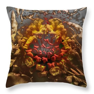 What Do Ya Know? Throw Pillow