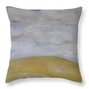 What Is Beyond? Throw Pillow