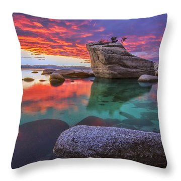 What Is Right Throw Pillow