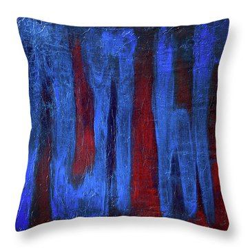 What The...? Throw Pillow