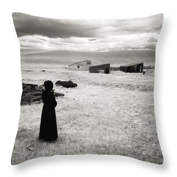 What Was Throw Pillow