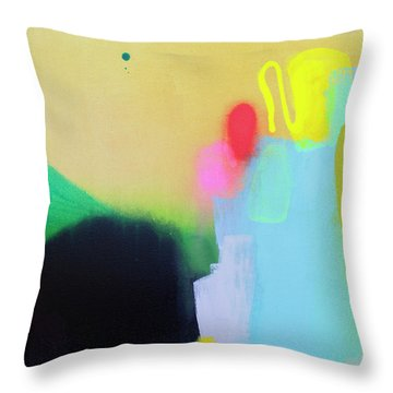 What You Do To Me Throw Pillow