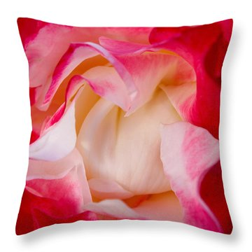 Whats In A Name Throw Pillow by Susan Vineyard