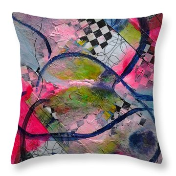 What's Not To Love Throw Pillow