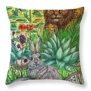 What's That...? Throw Pillow