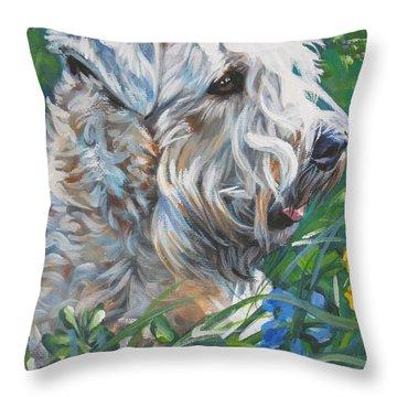 L.a.shepard Throw Pillows