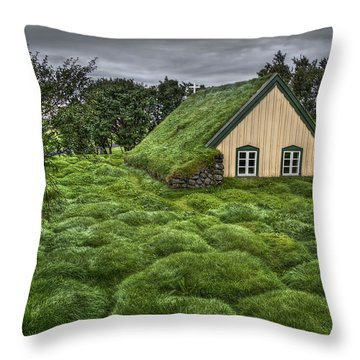 Cemetery Throw Pillows