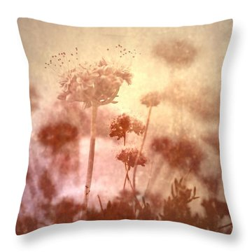 When We Knew Throw Pillow
