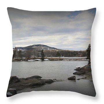 Where Dreams Are Made Throw Pillow by Greg DeBeck