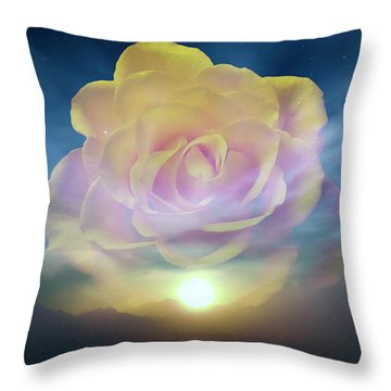 Where Dreams Come True 5 Throw Pillow