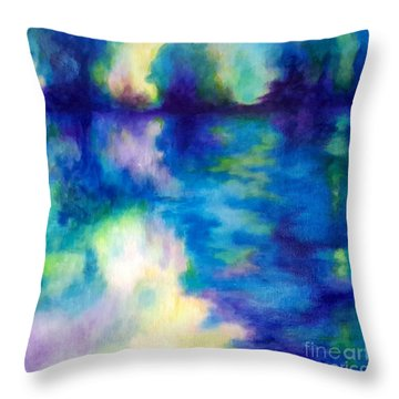 Where Dreams Reside Throw Pillow