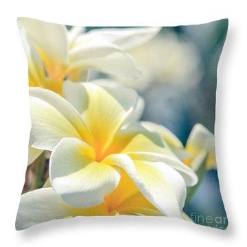 Where Happy Spirits Dwell - Cearnach Throw Pillow