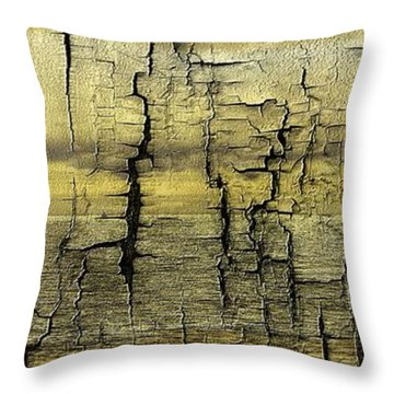 Where Is The Boat Throw Pillow
