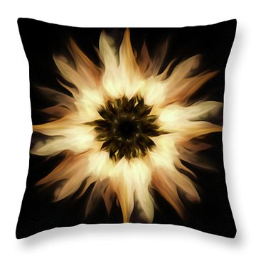 Where There's Smoke Throw Pillow