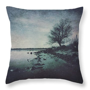 Where There Is Light Throw Pillow