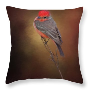 Where's That Bug? Throw Pillow