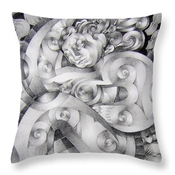 Whim Throw Pillow