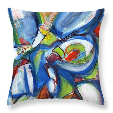 Whim Win Situation Throw Pillow