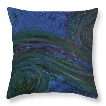 Whimsy 1 Throw Pillow