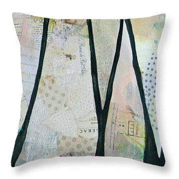 Whimsy II Throw Pillow