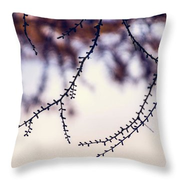 Whip Throw Pillow
