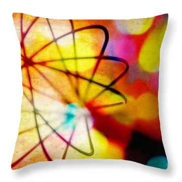 Whisk ...altered Images Series Throw Pillow