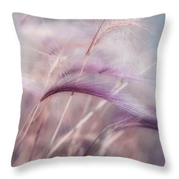 Whispers In The Wind Throw Pillow