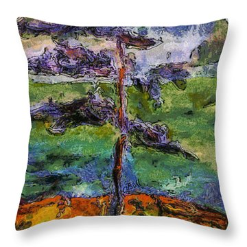 Throw Pillow featuring the photograph Whispers Too by Claire Bull