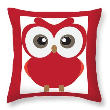 Who Throw Pillow by Now