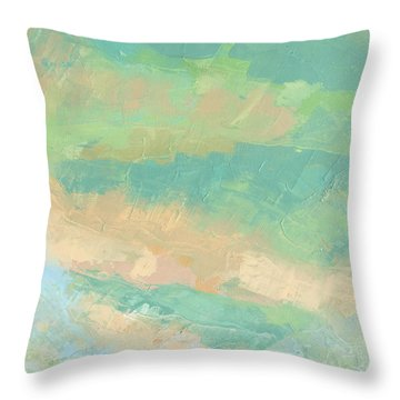 Wholeness Throw Pillow by Nathan Rhoads