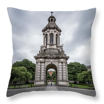 Wholeness Of The Essence Throw Pillow