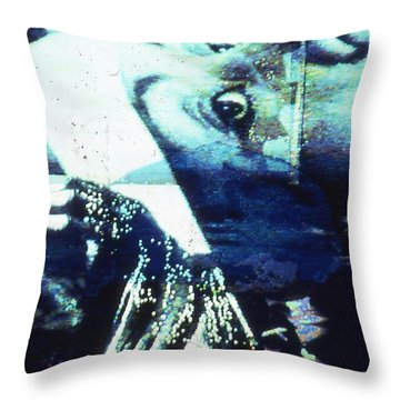 Why War? Throw Pillow