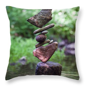 Wicki Throw Pillow