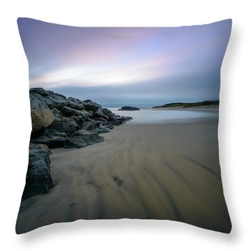 Wide Open Throw Pillow