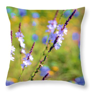 Wild About Gratitude 1 Throw Pillow