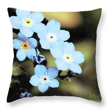 Wild And Beautiful 6 Throw Pillow
