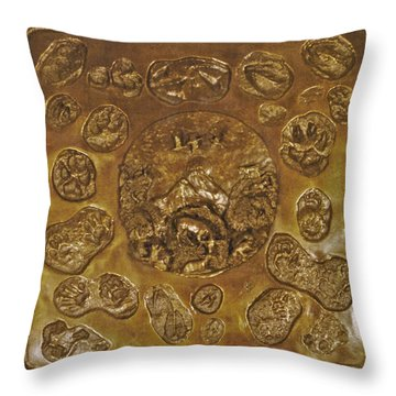 Wild And Free Throw Pillow by Dawn Senior-Trask