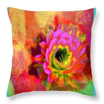 Wild And Wonderful Throw Pillow
