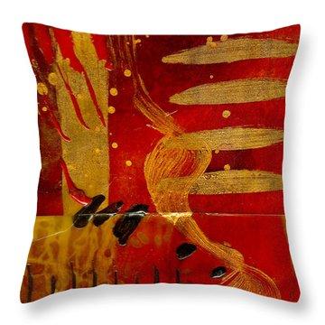 Wild Kingdom Throw Pillow