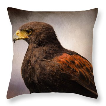 Wildlife Art - Meaningful Throw Pillow