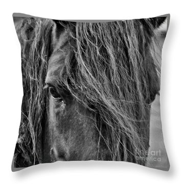 Wildling Throw Pillow