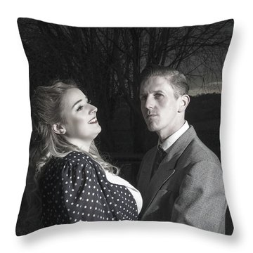 Will It Always Be Like This? Throw Pillow