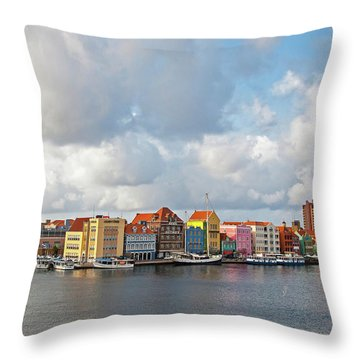 Willemstad Throw Pillow
