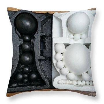 Willendorf Wedding 2 Throw Pillow