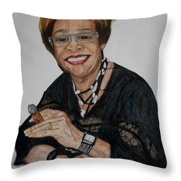 Willie Height Throw Pillow