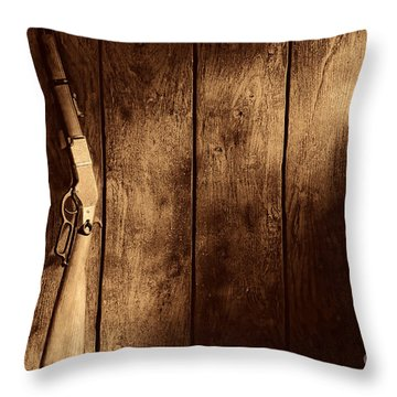 Winchester Throw Pillow