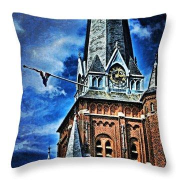 Windfall? Throw Pillow