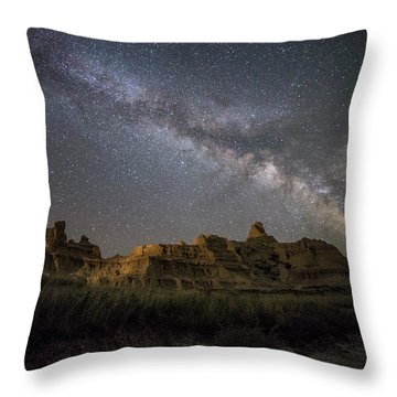 Throw Pillow featuring the photograph Window by Aaron J Groen