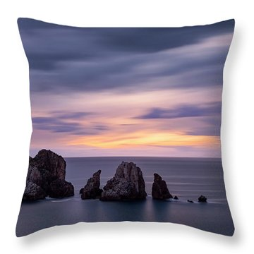 Window Of Hope Throw Pillow